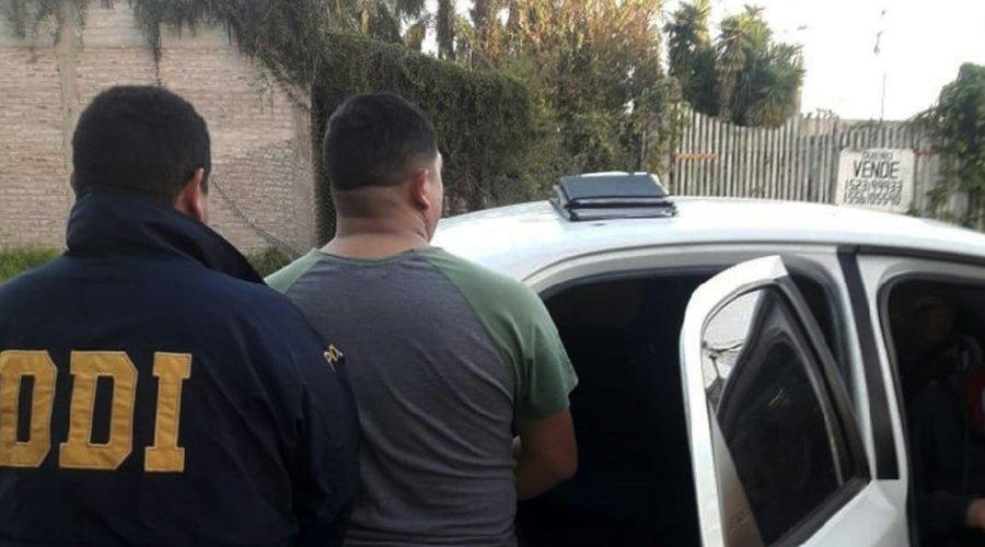 policia federal detenido